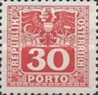 [Numeral Stamps with Eagle, type U8]