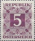 [Numeral Stamps - New Design, Typ Y26]