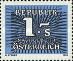 [Numeral Stamps, Typ Z2]