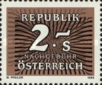 [Numeral Stamps, type Z6]