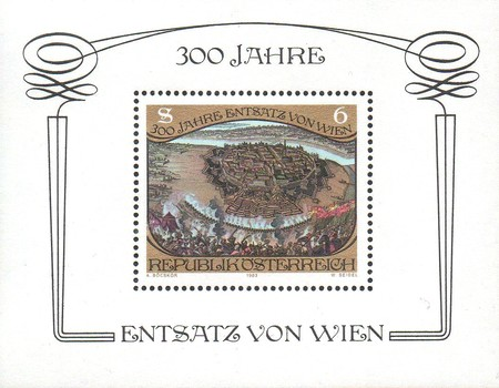 [The 300th Anniversary of Vienna's Relief, Typ ]