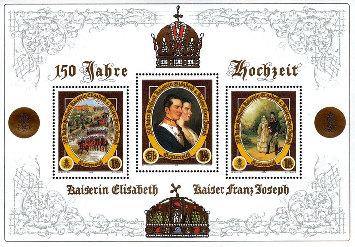 [The 150th Wedding Anniversary of Elisabeth and Franz Joseph, Typ ]
