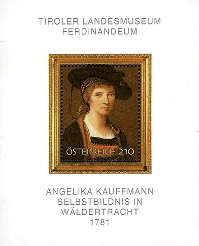 [Famous Paintings of Austrian Collections, Typ ]