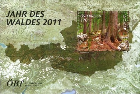 [EUROPA Stamps - Year of the Forest, Typ ]
