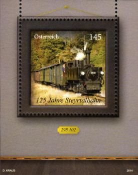 [The 125th Anniversary of the Steyr Valley Railway, Typ ]
