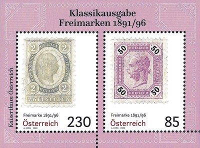[Classic Stamps - 1891/96, type ]