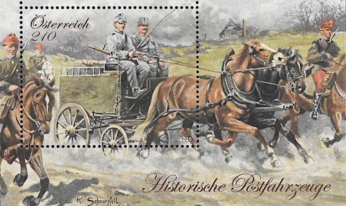 [Historic Postal Vehicles, Typ ]
