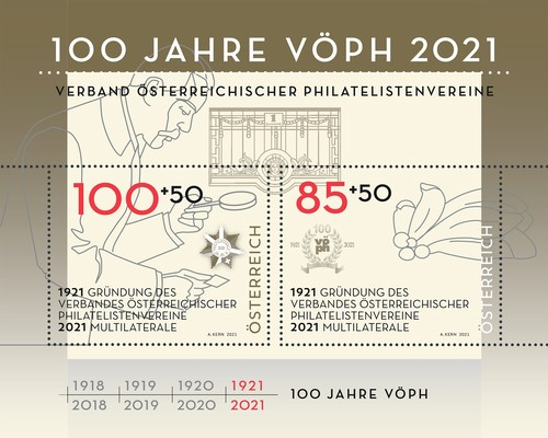 [The 100th Anniversary of the VOePH, type ]