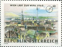 [Vienna Invites for WIPA 1965, Typ AAQ]