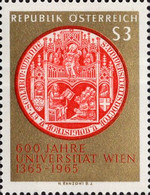 [The 600th Anniversary of the University of Vienna, Typ ABD]