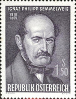 [The 100th Anniversary of the Death of Dr. Ignaz Philipp Semmelweis, Typ ABP]