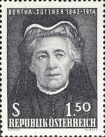 [The 60th Anniversary of the Awarding of the Nobel Prize to Bertha von Suttner, Typ ABW]