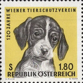 [The 120th Anniversary of the Vienna Society for the Prevention of Cruelty to Animals, Typ ACF]