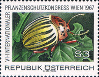 [The 6th International Plant Protection Congress Vienna 1967, Typ ADP]