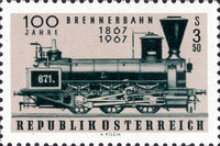 [The 100th Anniversary of Brenner Railroad, Typ ADQ]
