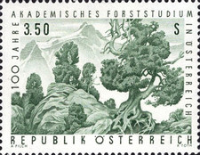 [The 100th Anniversary of Academic Forestry Studies in Austria, Typ ADW]