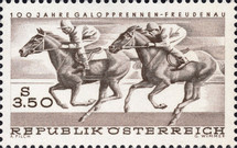 [Horses - The 100th Anniversary of the Freudenau Gallop Race, Typ AEK]