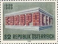 [EUROPA Stamps, Typ AFK]