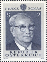 [The 70th Anniversary of the Birth of Federal President Dr.h.c. Franz Jonas, Typ AGA]