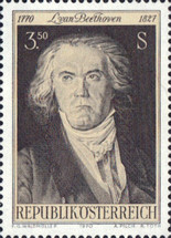 [The 200th Anniversary of the Birth of Ludwig van Beethoven, type AHL]