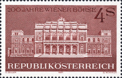 [The 200th Anniversary of the Vienna Stock Exchange, Typ AIA]
