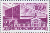 [The 50th Anniversary of the Vienna International Trade Fair, Typ AIB]