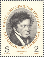 [The 100th Anniversary of the Death of Franz Grillparzer, Typ AIO]