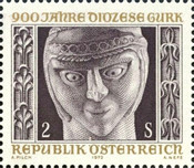 [The 900th Anniversary of the Gurk Diocese, Typ AIU]