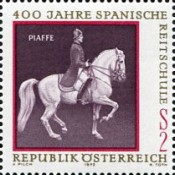 [Horses - The 400th Anniversary of the Spanish Riding School, Typ AJC1]