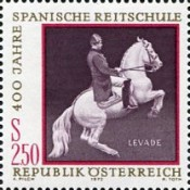 [Horses - The 400th Anniversary of the Spanish Riding School, Typ AJC2]