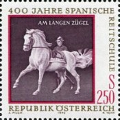 [Horses - The 400th Anniversary of the Spanish Riding School, Typ AJC3]