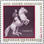 [Horses - The 400th Anniversary of the Spanish Riding School, Typ AJC5]