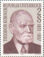 [The 100th Anniversary of the Birth of Dr. H.C. Theodor Körner, Typ AJO]