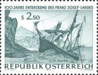 [The 100th Anniversary of the Discovery of Franz Josef Land, Typ AJX]