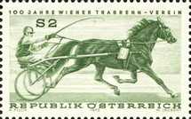 [The 100th Anniversary of the Vienna Trotting Association, Typ AKB]