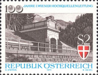[The 100th Anniversary of Vienna's First Fresh Water Aqueduct, Typ AKF]