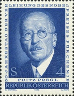 [The 50th Anniversary of the Nobel Prize for Chemistry Awarded to Fritz Pregl, Typ AKL]