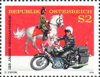 [The 125th Anniversary of the Austrian Gendarmerie, Typ ALD]