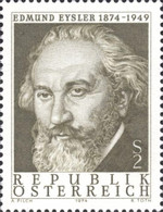 [The 25th Anniversary of the Death of Edmund Eysler, Typ ALO]