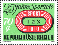 [The 25th Anniversary of the Sports Pool, Typ ALR]