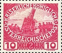 [War Charity Stamps, Typ AN]
