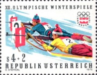 [Winter Olympic Games - Innsbruck 1976, Austria, Typ ANA]