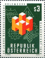 [The 25th Anniversary of the Austrian Woodworking Fair, Typ ANR]