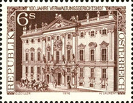 [The 100th Anniversary of the Verwaltungsgerichtshof (Executive Courthouse), Typ ANV]