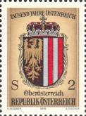 [The 1000th Anniversary of Austria 976-1976, Typ ANX]