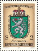 [The 1000th Anniversary of Austria 976-1976, Typ ANY]