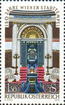 [The 150th Anniversary of Vienna's Stadttempel, Typ AOM]