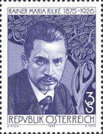 [The 50th Anniversary of the Death of Rainer Maria Rilke, Typ AON]