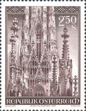 [The 25th Anniversary of the Reopening of St. Stephen's Cathedral, Typ AOS]