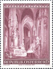 [The 25th Anniversary of the Reopening of St. Stephen's Cathedral, Typ AOU]